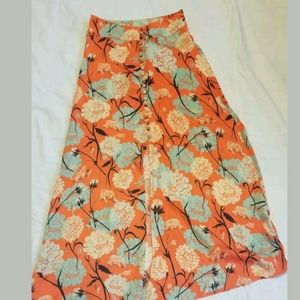 NEW Free People Smooth Sailing Maxi Skirt